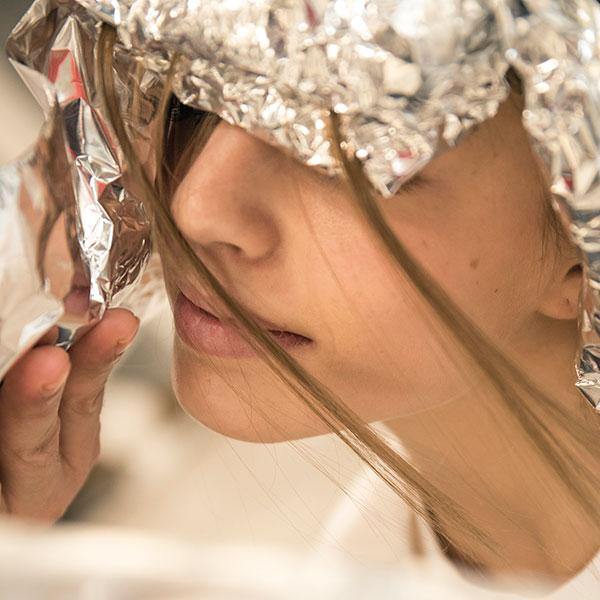 Окрашивание волос потехнологии<br>«Все цвета — без вреда»